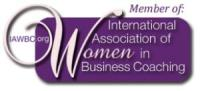 International Association of Women in Business Coaching Member